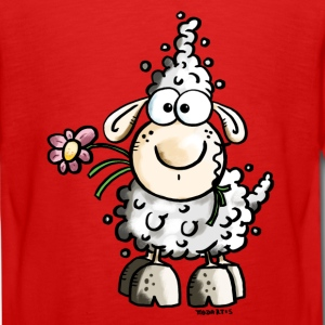 Funny Sheep Long Sleeve Shirts - Teenagers' Premium Longsleeve Shirt