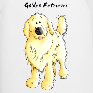 Mignon Golden Retriever Tabliers - Tablier de cuisine