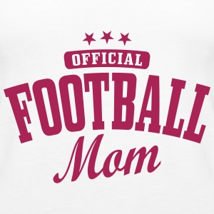 football mom Toppar - Premiumtanktopp dam