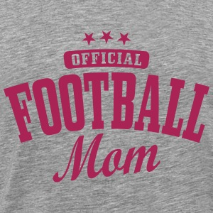 football mom T-skjorter - Premium T-skjorte for menn