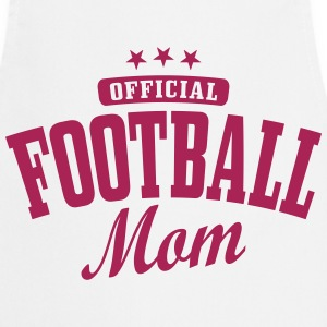 football mom  Aprons - Cooking Apron