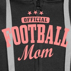football mom Hoodies & Sweatshirts