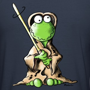 Jedi Frog T-Shirts - Men's Slim Fit T-Shirt