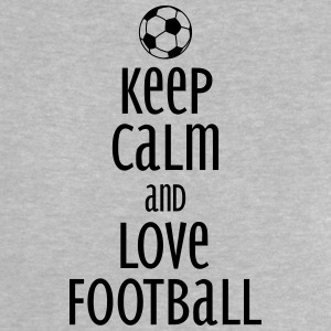 keep calm and love football Shirts - Baby T-Shirt