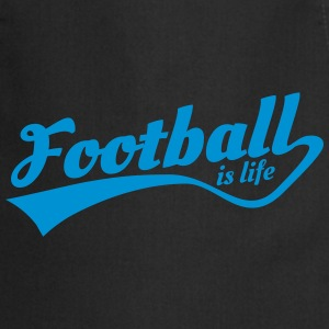 football is life 5  Aprons - Cooking Apron