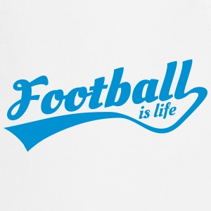 football is life 5 Tabliers - Tablier de cuisine