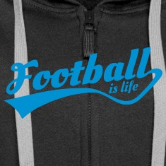 football is life 5 Hoodies & Sweatshirts