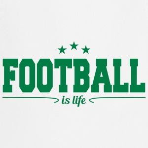 football is life 4 Tabliers - Tablier de cuisine