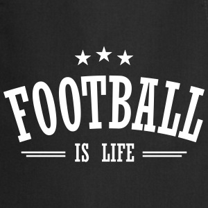 football is life 3 Tabliers - Tablier de cuisine