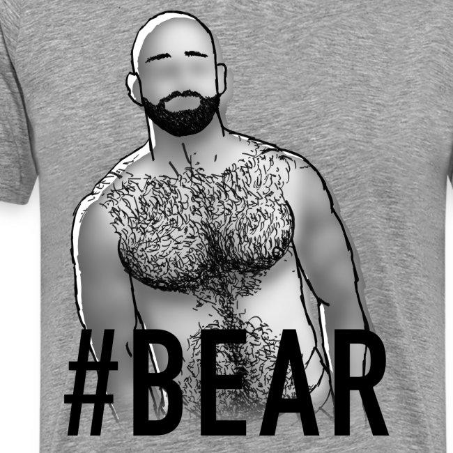 GAY TRIBE GEAR TEE / BEAR