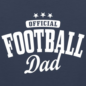 football dad Tank Tops - Männer Premium Tank Top