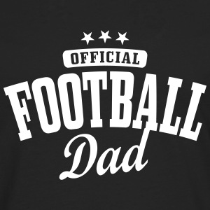 football dad Manga larga - Camiseta de manga larga premium hombre
