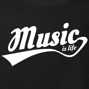 music is life Shirts - Kids' Organic T-shirt