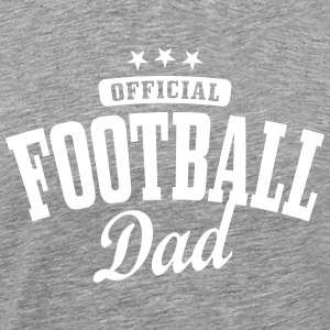 football dad T-Shirts - Männer Premium T-Shirt