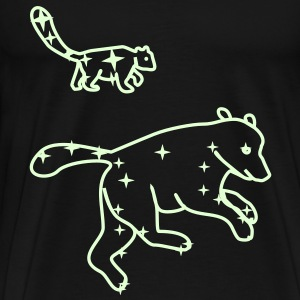 big bear and little bear - Men's Premium T-Shirt