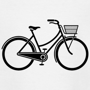 An old bicycle Shirts - Kids' T-Shirt