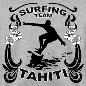 tahiti surfing team Hoodies & Sweatshirts - Men's Sweatshirt