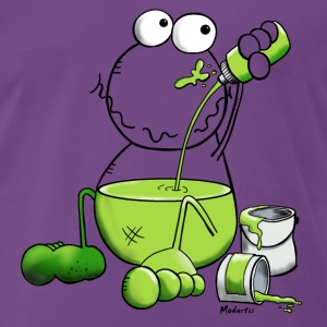 Colour Frog T-Shirts - Men's Premium T-Shirt