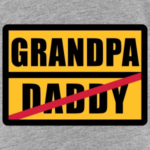 Daddy - Grandpa T-shirts - Teenager premium T-shirt