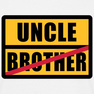 Brother - Uncle T-shirts - Mannen T-shirt
