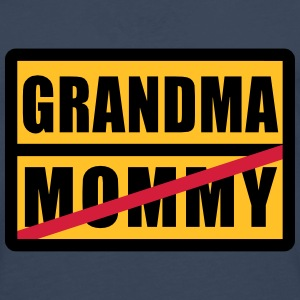 Mommy - Grandma Long sleeve shirts - Men's Premium Longsleeve Shirt