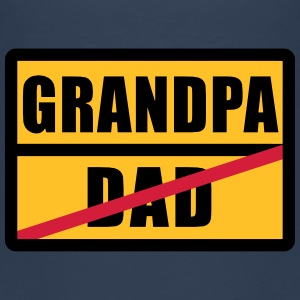 Dad - Grandpa Skjorter - Premium T-skjorte for barn