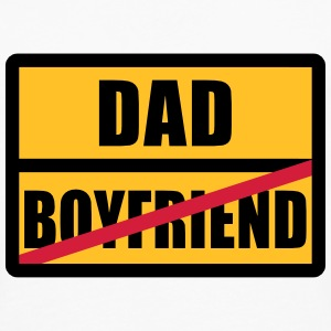 Boyfriend - Dad Long sleeve shirts - Men's Premium Longsleeve Shirt