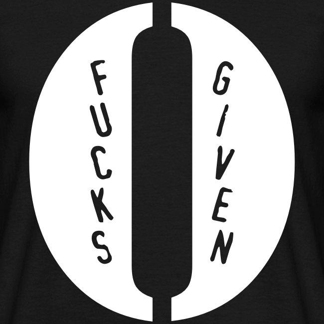 0 fucks given