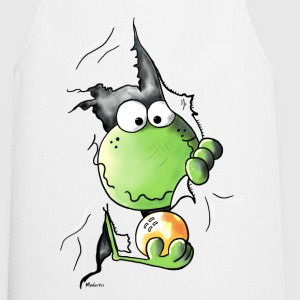 Funny Frog   Aprons - Cooking Apron