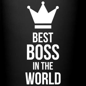 Best Boss in the World Mugs & Drinkware - Full Colour Mug