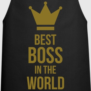 Best Boss in the World  Aprons - Cooking Apron