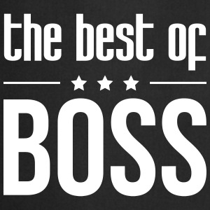 The Best of Boss  Aprons - Cooking Apron
