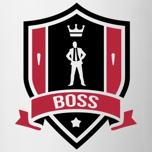 Boss Mugs & Drinkware - Mug