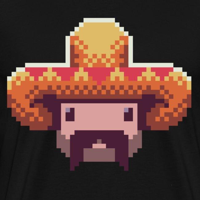 Mexican Guy Men's T-shirt