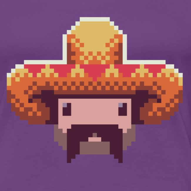 Mexican Guy Women's T-shirt