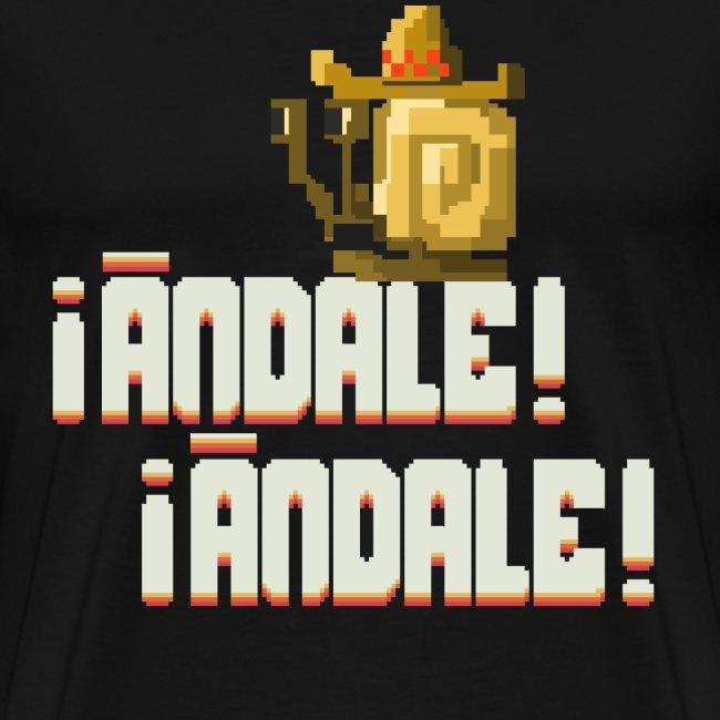 Andale Men's T-shirt