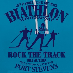 Biathlon - cross country skiing - skiing Sweat-shirts - Sweat-shirt contraste