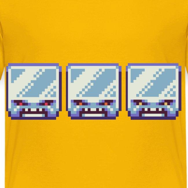 Ice Blocks Kid's T-shirt