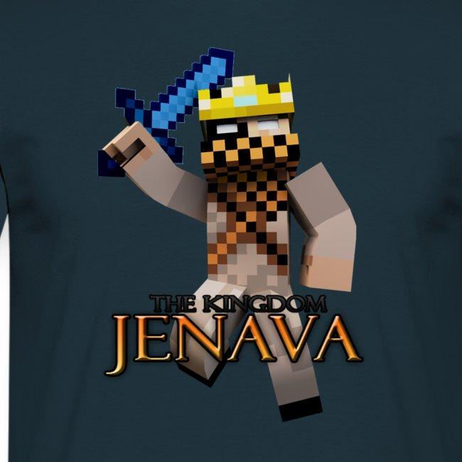 The Kingdom: Jenava - Koning Cemal SHIRT Jongens