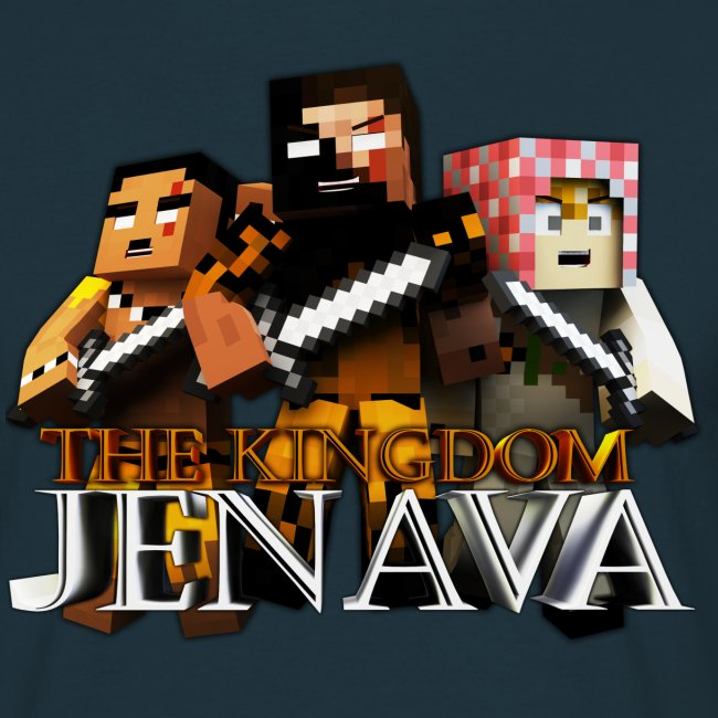 The Kingdom Jenava: Slechterikken JONGENS Shirt