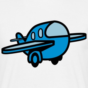 Toy Plane child baby T-Shirts - Men's T-Shirt