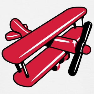 Toy airplane propeller T-Shirts - Men's T-Shirt