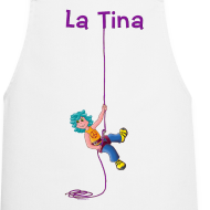 Diseño ~ LA TINA RAPELANT (cat)