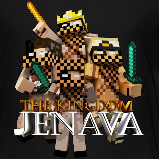 Jenava SHIRT! 146/152 (10 jaar), 158/164 (12 jaar)
