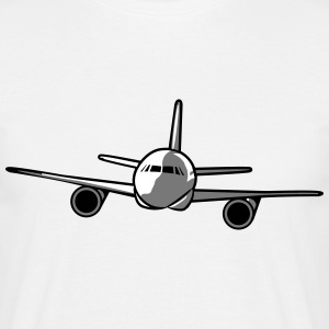 fly Airplane T-Shirts - Men's T-Shirt
