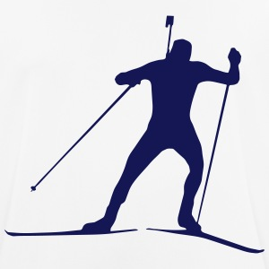 Biathlon - cross country skiing - skiing Tee shirts - T-shirt respirant Homme