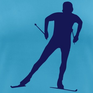 cross country skiing - skiing - ski T-shirts - Andningsaktiv T-shirt dam