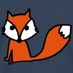 Cute Fox t-shirt - Men's Premium T-Shirt