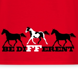 Paint Horse - Be different Tee shirts - T-shirt Homme