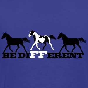 Paint Horse - Be different T-Shirts - Männer Premium T-Shirt